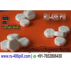 RU 486 Kit for Abortion