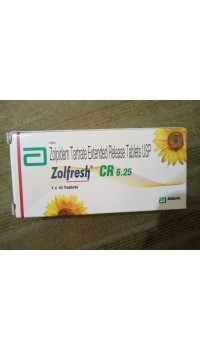 zolfresh CR 6.5 mg